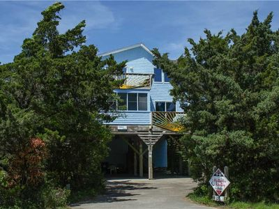 Photo for Oceanside in Avon w/Easy walk to Beach and Pier