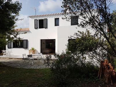 Photo for House completely renovated 50 m from the beach of Sableaux