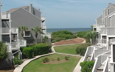 Photo for Fall Openings-  Gulf view, just steps to beach- new floors/furniture