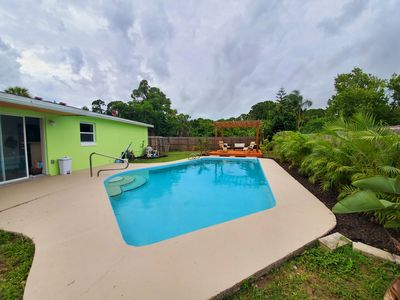 Photo for Island State of Mind! Brand New Pool Home!