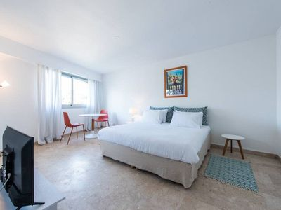 Photo for Spacious Studio in Cannes, 2 pax. (Apt 601)