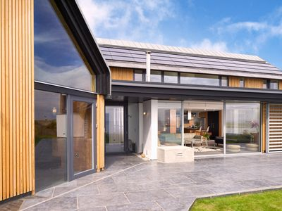 Photo for Contemporary House with a magical view over the Forth towards East Lothian.