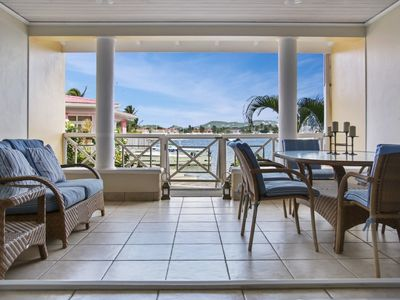 Photo for Harbour #6 Luxury 3 Bedroom Townhouse in Rodney Bay St Lucia