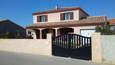 Photo for Beautiful Villa of 140m2 at 4km from the beach