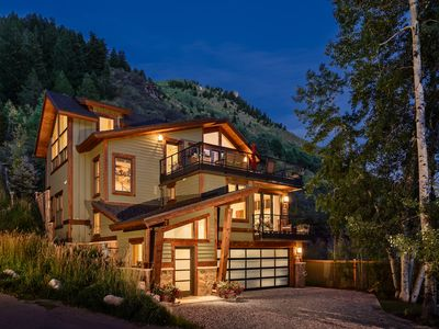 Photo for Ski in Home on Minturn Mile,  Luxury 4 Bedroom 4.5 Bathroom with 2 car garage