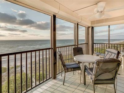 Photo for Reflections on the Gulf 504,  Sleeps 6, 2 Bedroom, Gulf Front, Pool, Spa