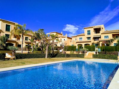 Photo for Stunning Holiday Apartment Javea, 2 bedr