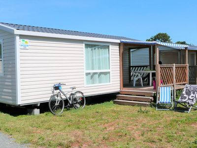 Photo for Camping L'Oasis & California **** - Large Comfort Cottage TV Clim 3 Rooms 4/6 People