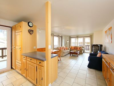 Photo for Apartment in the center of Nendaz with Internet, Pool, Lift, Parking (37383)