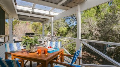 Photo for Koala Cottage - tranquil, sun-drenched Somers
