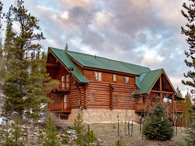 Photo for Elk Meadow Lodge Luxury Home Hot Tub Breckenridge Colorado Vacation Rental