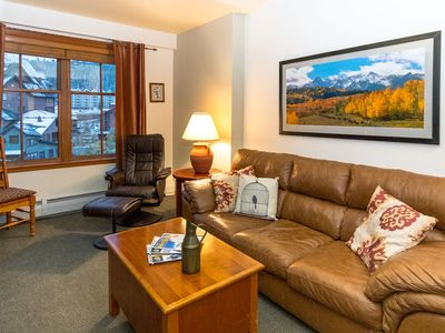 Condo w/ Views! | Ski In / Ski Out | Steps From Everything