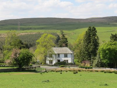 Photo for Colterscleuch House, Scottish Borders Victorian Farmhouse, sleeps 10.