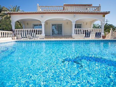 Photo for Vacation home Malita  in Calpe/ Calp, Costa Blanca - 4 persons, 2 bedrooms
