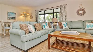 Photo for Find Your Happy Place in this Get-away Offering Beach Gear and Sea Breezes!