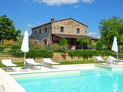 Photo for Apartment in Farmhouse in the heart of Maremma