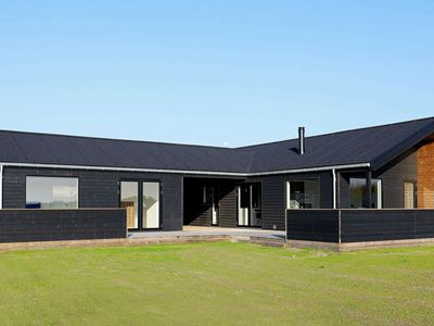 Photo for Luxurious Holiday Home in Lokken Jutland with Whirlpool