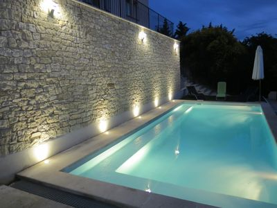 Photo for Beautiful provencal house 125m2 with swimming pool