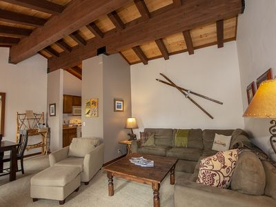 Photo for St. Francis # 14: 4 BR / 3 BA condo and ski lease in Tahoe City, Sleeps 10