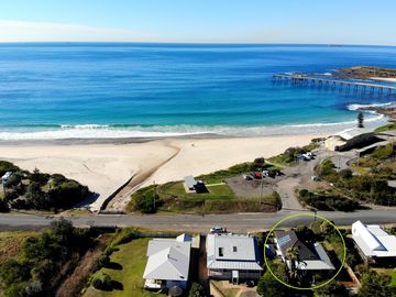 Munmorah State Conservation Area, Newcastle, New South Wales, Australië