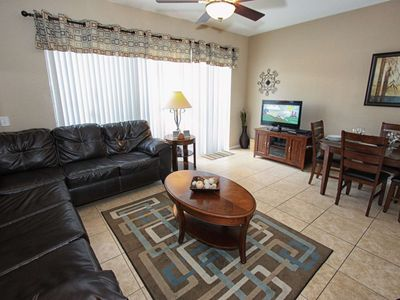 Photo for Luxury on a budget - Windsor Hills Resort - Feature Packed Spacious 3 Beds 3 Baths  Pool Villa - 3 Miles To Disney