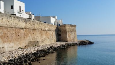 Photo for Vacation rental in Monopoli / Holiday home near wonderful beach Portavecchia.