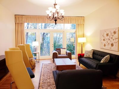 Photo for Luxury 5 bedroom house near Seattle or Bellevue