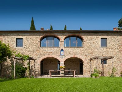 Photo for Villa Leopoldina Arezzo Tuscany