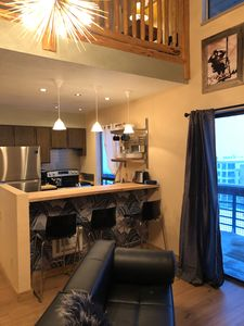 Photo for Come Experience SkiTopia-True Ski In/Out Condo Steps from the SilverQueen Lift