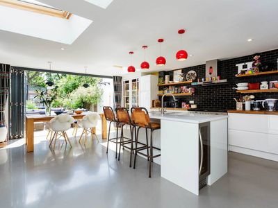 Photo for Gorgeous 4BR with garden in Stoke Newington easy way to Central London, by Veeve