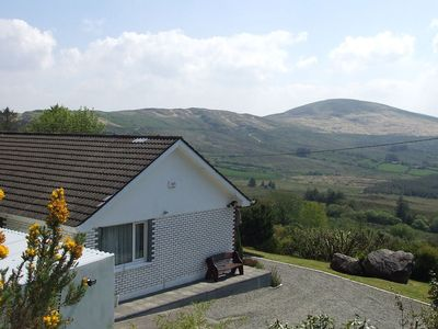 Photo for Cosy holiday home with a view across the Slieves of Duff Valley