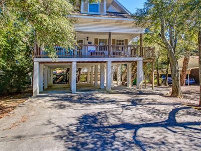 Photo for Quiet, Spacious 3 BR Beach House