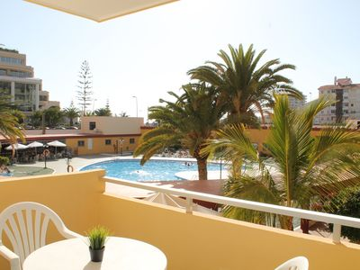 Photo for Nice flat close the sea with pool and Wi-Fi