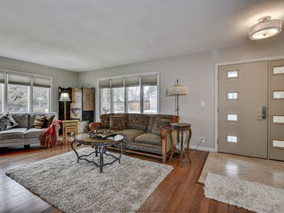 Photo for Beautifully updated. Convenient central Boise location