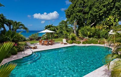 Photo for VILLA GARDENIA BARBADOS - STUNNING 6 BEDROOM BEACHFRONT VILLA WITH PRIVATE POOL
