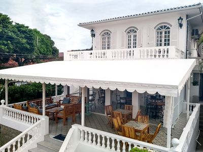 Photo for EXCLUSIVE HOTEL BY THE SEAFRONT! BREAKFAST, SWIMMING POOL, PUB BAR, LEISURE AREA