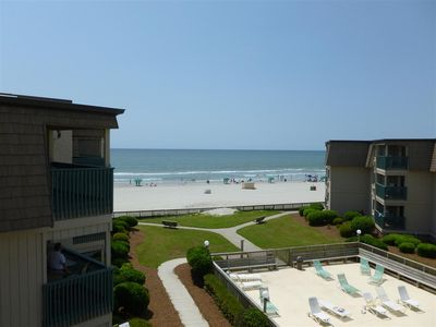 Photo for Awesome Ocean View!!- 2 Bed/2 Bath - A Place at the Beach III #O3M