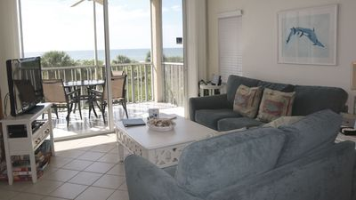 Photo for East End, Shell Island Beach Club Beautiful 2 bedroom Condo, on the beach with spectacular views of Gulf. Pool and Tennis
