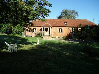 Photo for Converted stable in secluded rural setting.