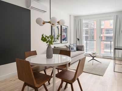 Photo for Sonder | Richmond Ave | Chic 1BR + Private Balcony