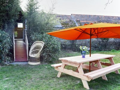 Photo for 1BR Apartment Vacation Rental in Guimaëc, Finistère