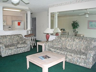 Photo for Pool View, 1 Bedroom, 1 Bath, Brunswick Plantation Resort and Golf, Calabash Style Seafood nearby(605M)