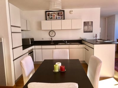 Photo for Address searched, very elegant apartment, 66sqm