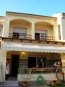 Photo for Semi-detached villa with communal pool all equipped with air conditioning