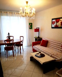 Photo for 2BR Apartment Vacation Rental in Le Cannet
