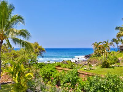 Photo for Ocean Front !!...Watch The Surfers And Smell the Ocean From your Deck