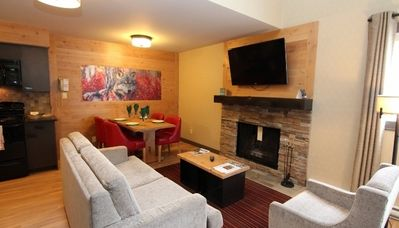 Photo for Deluxe, Bright, Spacious | Base of Tunnel Mountain
