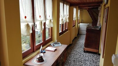 Photo for B&B Casa Quaroni: your home at the foot of Monte Rosa