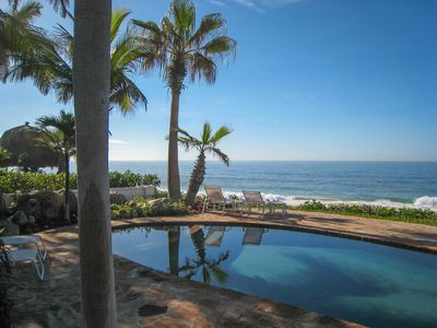 Photo for Palmilla 'The Best' Beachfront Villa with Private Pool & Spa