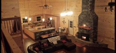 Photo for 5 Bedroom Barn House with 160 acre!